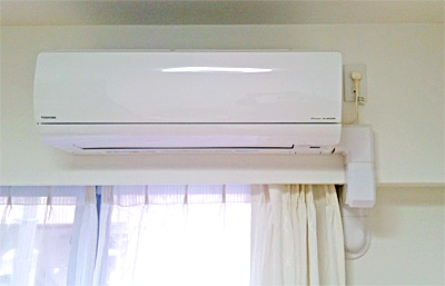 室内機 室内化粧カバーあり:東芝 RAS-221JDR