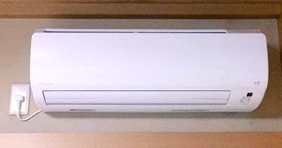 室内機 入替え後の新品エアコン:ダイキン S28NTES