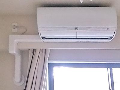 室内機 室内化粧カバーあり:三菱 MSZ-ZW402S
