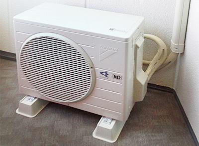 室外機 室外化粧カバーあり:ダイキン AN56PAP-W