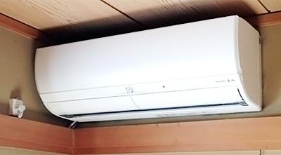 室内機:三菱 MSZ-ZXV363-W
