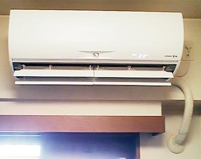 室内機:三菱 MSZ-ZW254-W