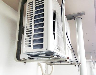 室外機 天井吊り(既存金具を使用):三菱 MSZ-GV283-W