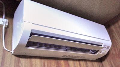 室内機 配管穴の穴あけ工事あり:三菱 MSZ-GM283