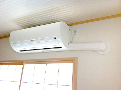 室内機:三菱 MSZ-HW223