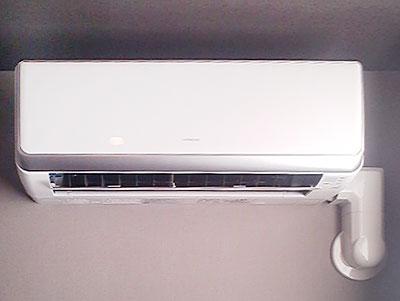 室内機 1台目 室内化粧カバーあり:日立 RAC-60C2S2