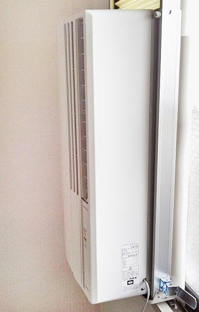 窓エアコン:コロナ CW-1614