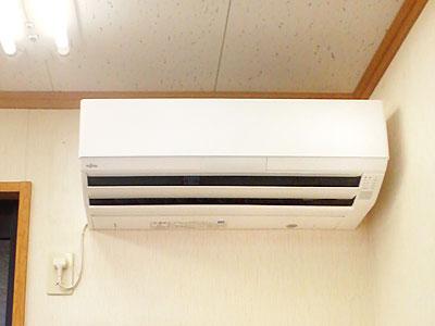 室内機:富士通ゼネラル AS-R40D