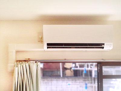 室内機 室内化粧カバーあり:富士通ゼネラル Jシリーズ AS-J36C
