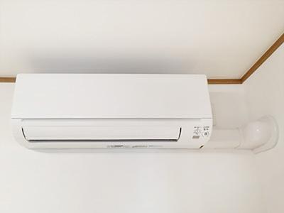 室内機 室内化粧カバーあり:三菱電機 霧ヶ峰 MSZ-AXV285
