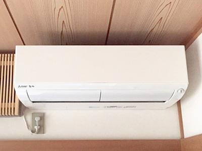 室内機:三菱電機 霧ヶ峰 MSZ-BXV255