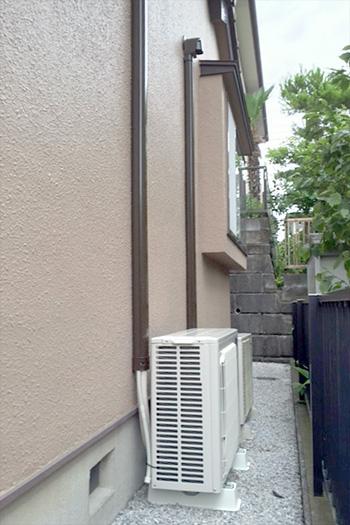室外機 大地置き 室外化粧カバー:三菱電機 霧ヶ峰 MSZ-ZW405S-W
