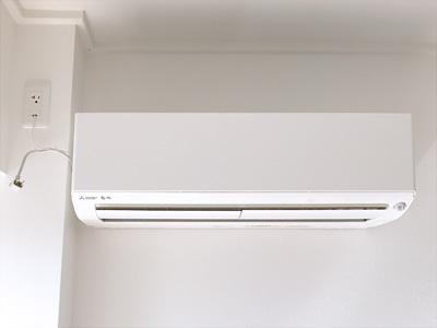 室内機:三菱電機 霧ヶ峰 MSZ-L2216