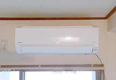 室内機:日立 白くまくん RAS-AJ22H