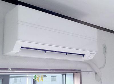 室内機:三菱電機 霧ヶ峰 MSZ-S2217-W