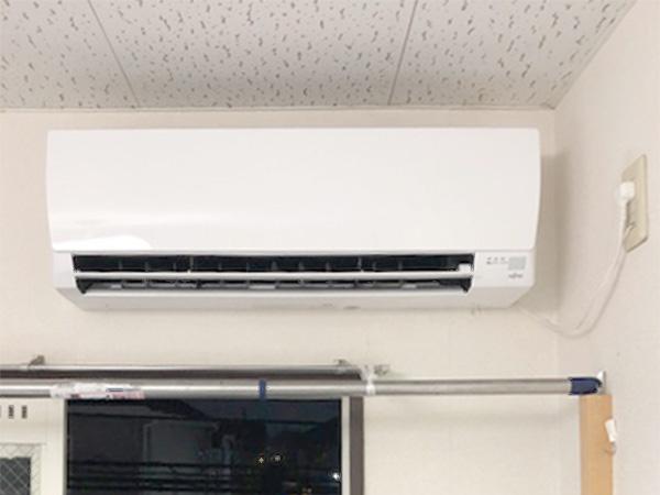 室内機:日立 白くまくん RAS-AJ28G