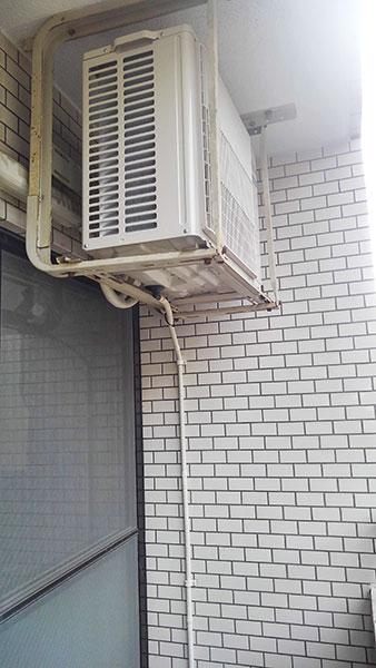 室外機 天吊り:富士通ゼネラル ノクリア AS-D22H