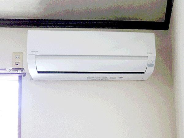 室内機:日立 白くまくん RAS-AJ22J