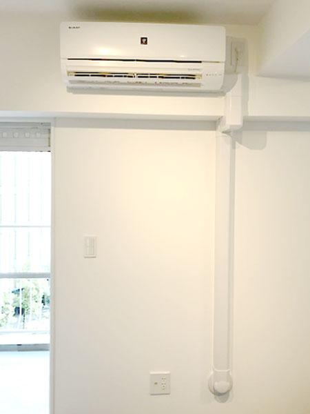 室内機 室内化粧カバーあり:シャープ AC-288HT