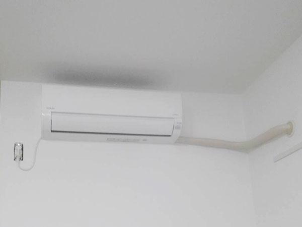室内機 1台目:日立 白くまくん RAS-AJ22K