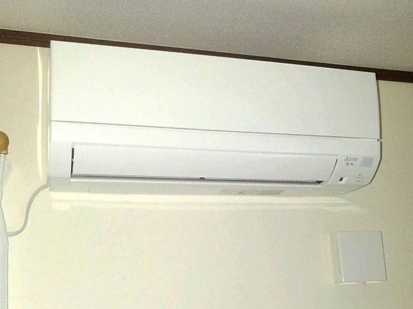 室内機:三菱 霧ヶ峰 MSZ-GV2820