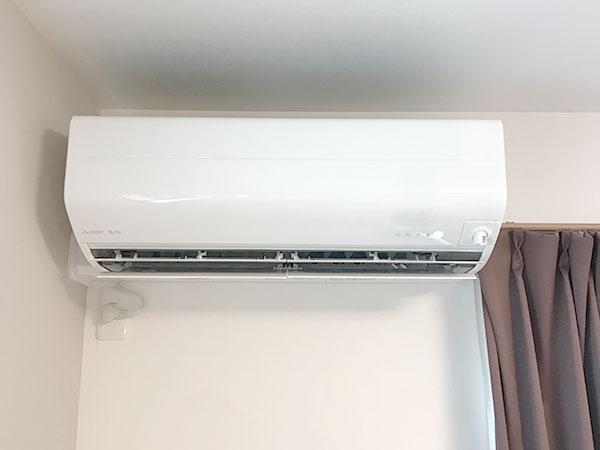 室内機:三菱 霧ヶ峰 MSZ-ZW6320S0
